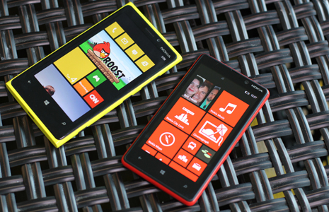 Windows 8 PR1.1 update for Nokia Lumia 920 and Lumia 820 rolling out in US and Canada