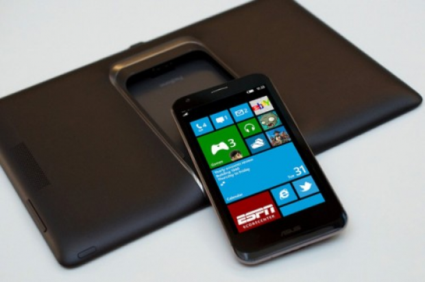 ASUS to Make a Windows Phone 8 Pad Phone?