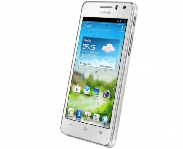 Huawei Ascend G615 announced