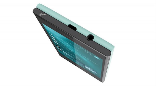 Jolla Sailfish Phone Top
