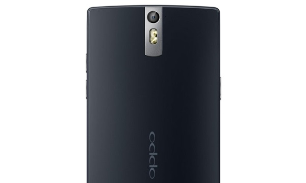 Oppo Find 5 Midnight Black