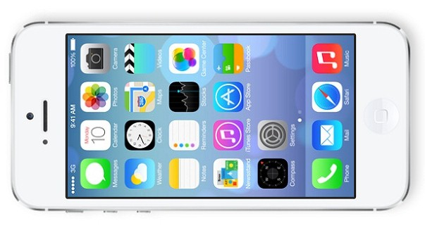 Apple iPhone 5 iOS7