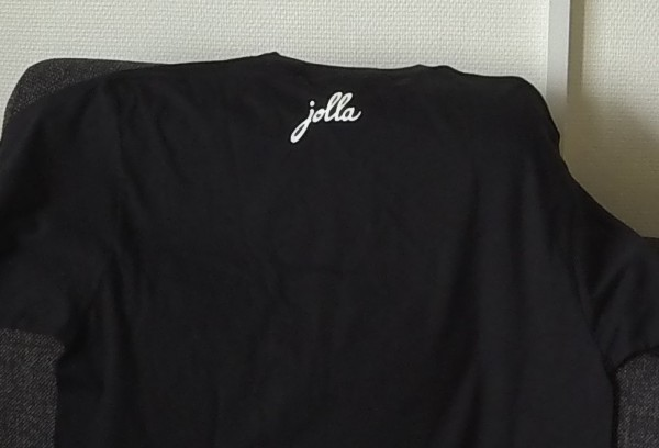 Jolla T-shirt back