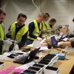 Unpacking of Jolla smartphones