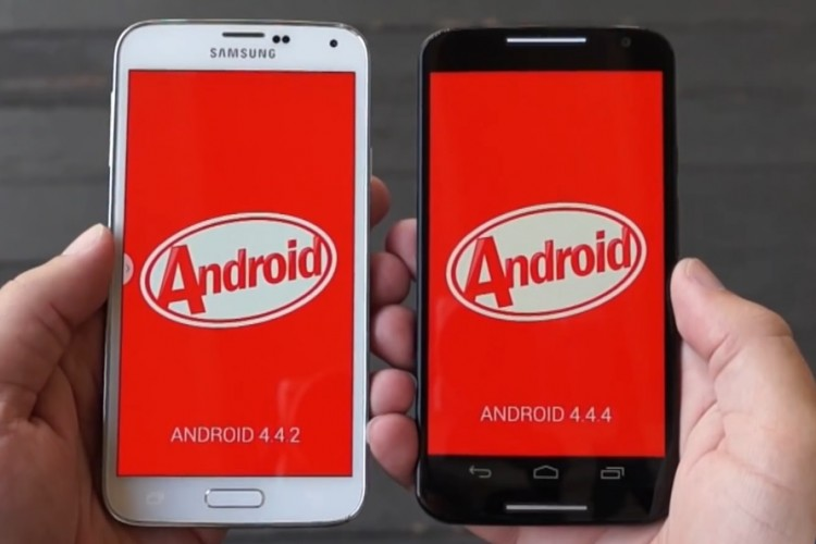 Motorola Moto X vs. Samsung Galaxy S5 Comparison
