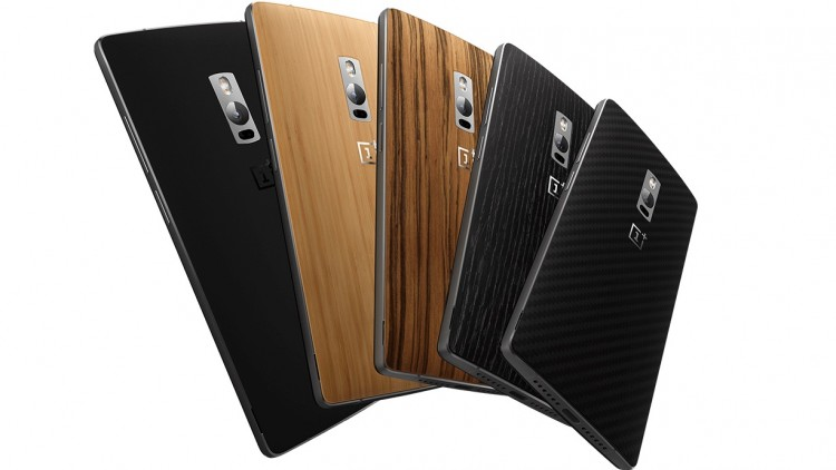 OnePlus 2 Back StyleSwap Covers