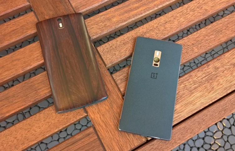 Oneplus One and 2 Comparison