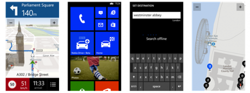 Nokia Drive+ is Now Available for All WP8 Devices in US, UK and Canada