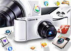 Samsung Galaxy Camera review: Half-press to play