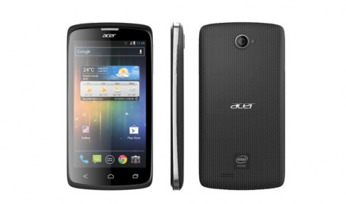 Intel based Acer Liquid C1 announced