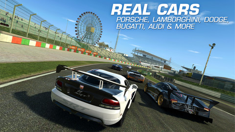 Real Racing 3 launched earlier in some App Stores – Video Review