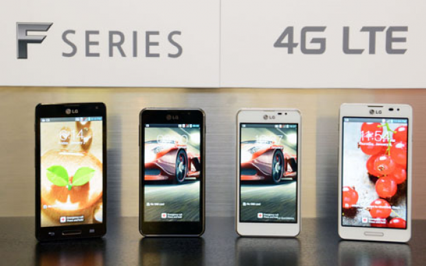 LTE enabled Optimus F5 and F7 announced by LG