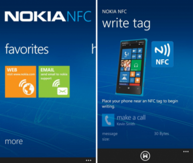 Nokia NFC Writer app – Video Review