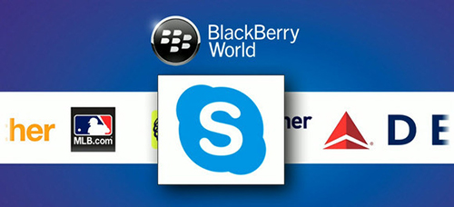 Skype for BlackBerry 10 coming soon, will be an Android port