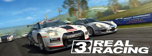 Real Racing 3 for iOS and Android to be released on February 28th, will be free to play