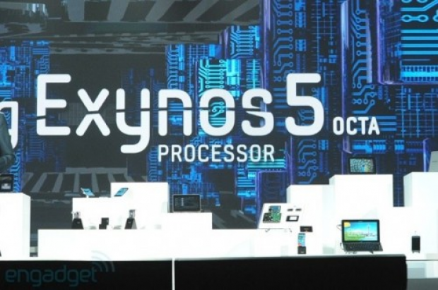 Samsung Exynos 5 Octa prototype tablet shown at MWC – Hands-on video