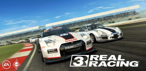 Real Racing 3 for iOS and Android officially released – Video Review