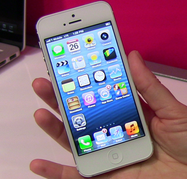Pricing and availability details for higher-capacity T-Mobile iPhone 5 models surface