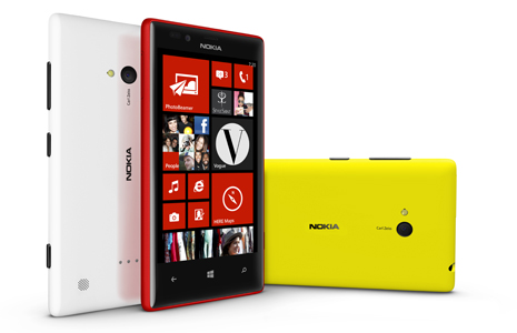 Nokia Lumia 520 and Lumia 720 – Hands-on video