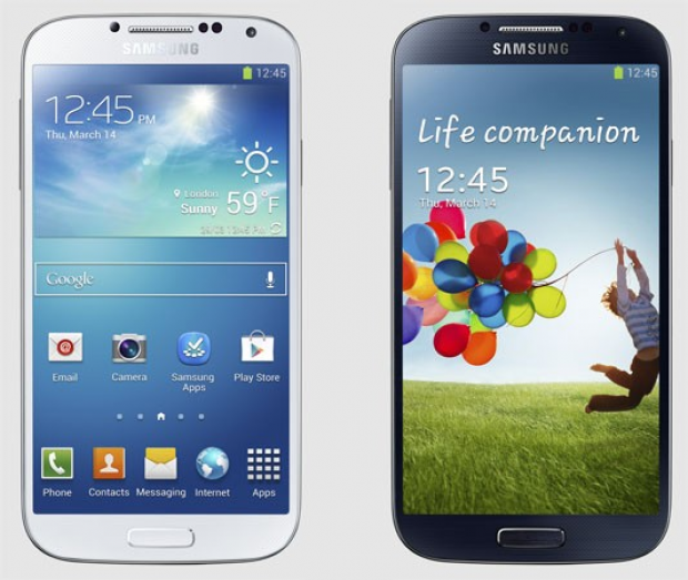 Samsung Galaxy S4 launched