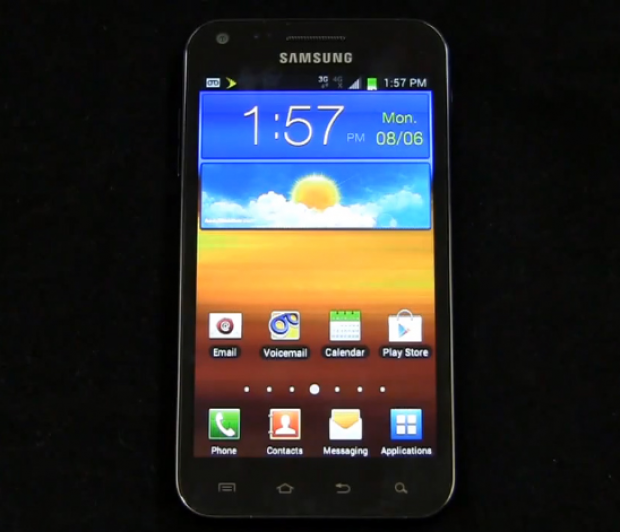 Sprint's Samsung Galaxy S II Epic 4G Touch getting updated to Jelly Bean [UPDATED]