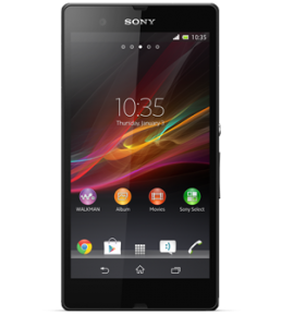 "Sony Xperia Z ""Yuga"" and ZL ""Odin"" press renders appear"