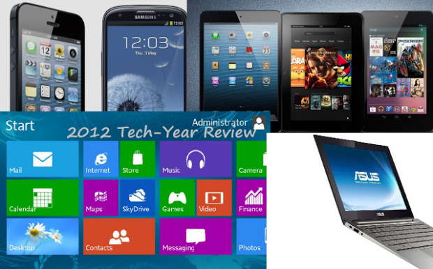 New Year Special: 2012 Tech-Year review