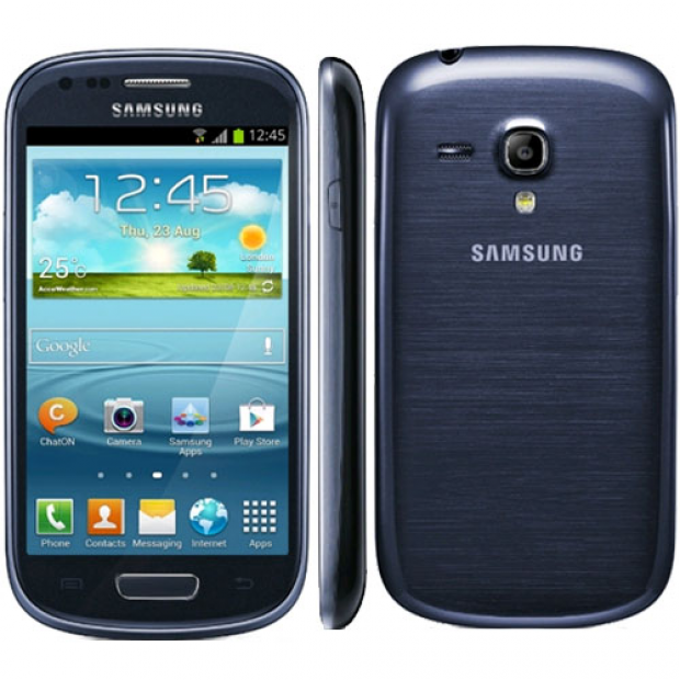 Apple drops claim against Galaxy S III Mini