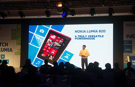 Nokia Lumia 920, 820 & 620 launched in India