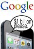 Google will pay Apple $1 billion to power search in iOS for 2014