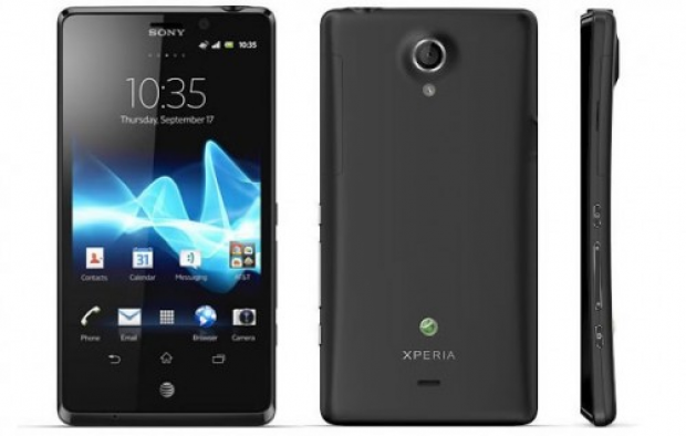 AT&T Sony Xperia TL finally gets a Jelly Bean update