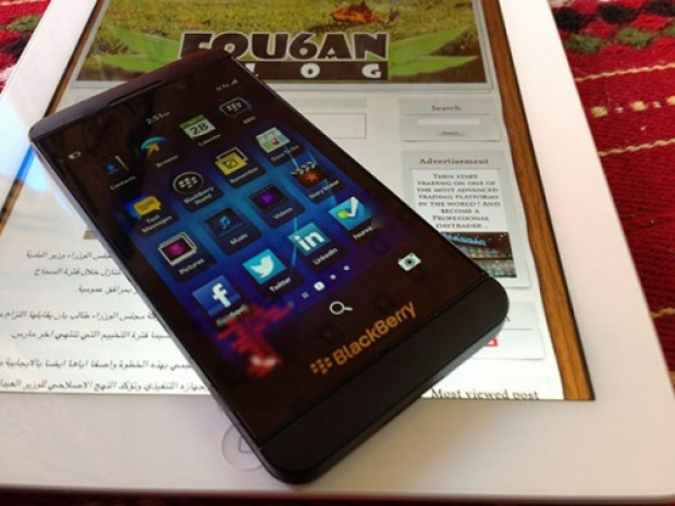 New and Hi Res Pictures of the Blackberry Z10