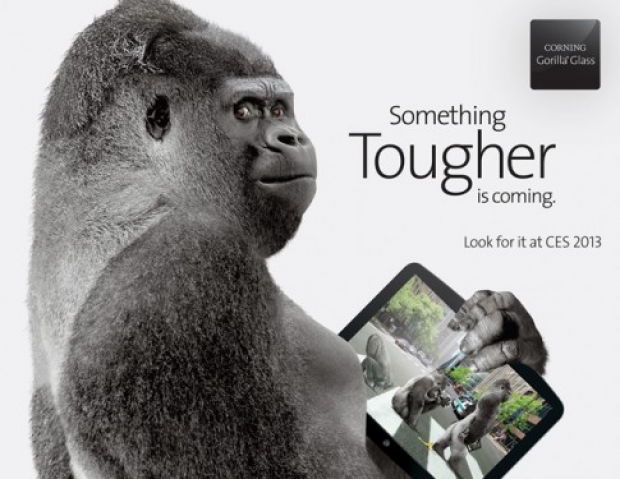 Corning to introduce its new Gorilla Glass 3 at CES next week