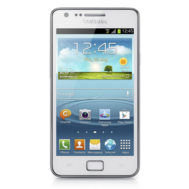 Samsung Galaxy S II Plus announced