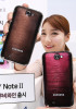 Galaxy Note II Amber Brown and Ruby Wine versions confirmed