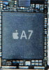 Apple A7 chipset for iPhone 5S photographed in the wild?
