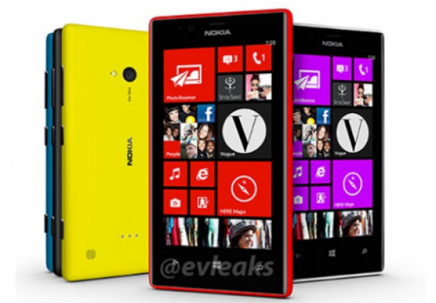 Nokia Lumia 720 and 520 Marketing Leaks/Pictures