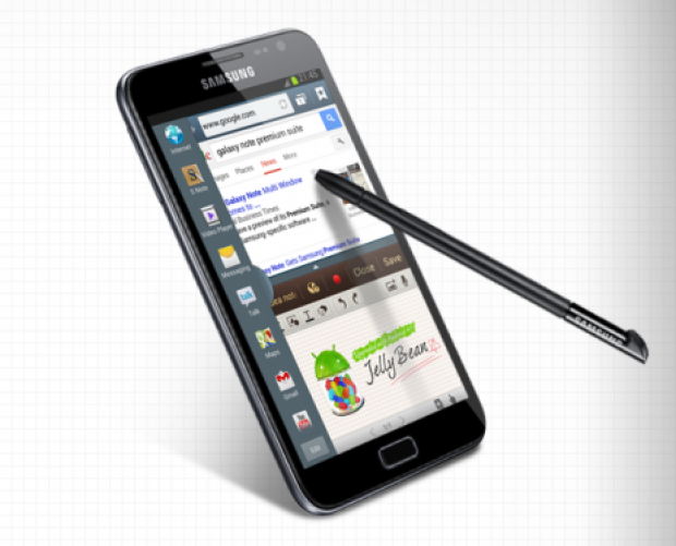 Jelly Bean for original Galaxy Note detailed by Samsung