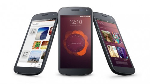 Ubuntu Phone OS unveiled