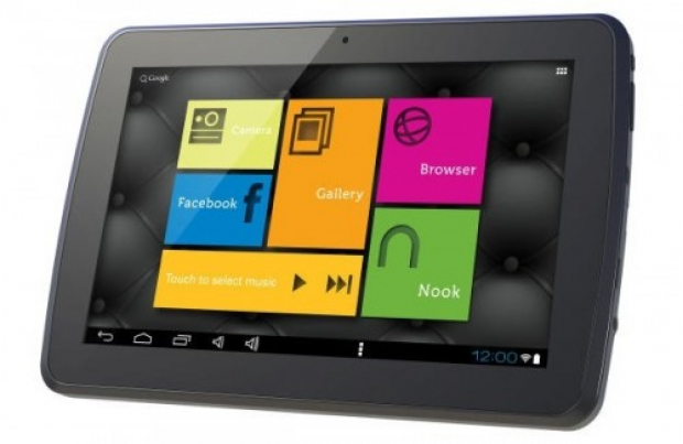 Polaroid M10 Android tablet unveiled