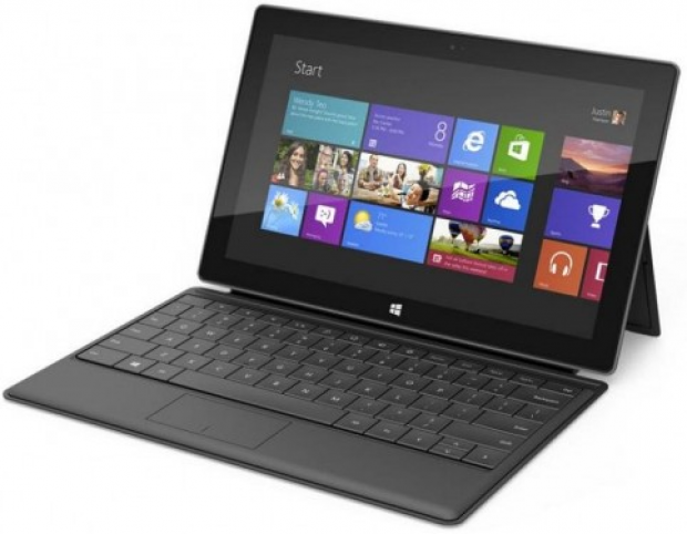 Surface Windows 8 Pro price and release date announced