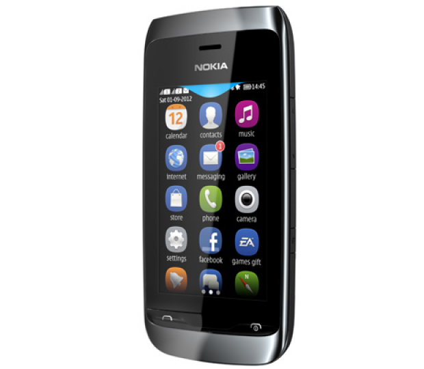 Nokia Asha 310 announced