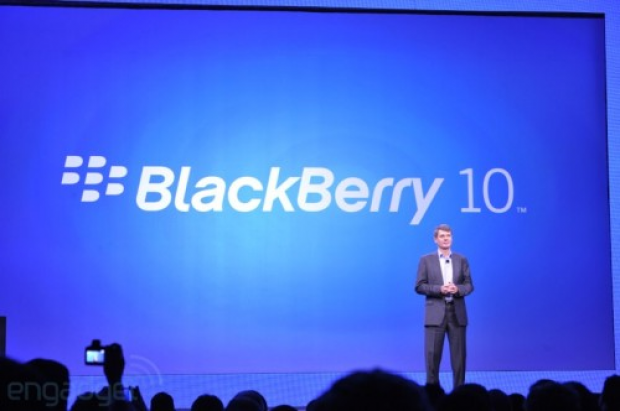 RIM becomes BlackBerry, BlackBerry Z10 and Q10 smartphones announced