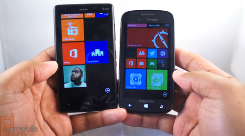 Nokia Lumia 820 vs. Samsung ATIV Odyssey – Video Comparison