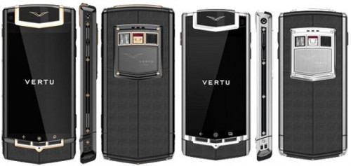 Vertu's First Android Smartphone: Not so Smart
