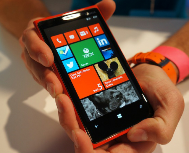 AT&T Nokia Lumia 920 software update now rolling out