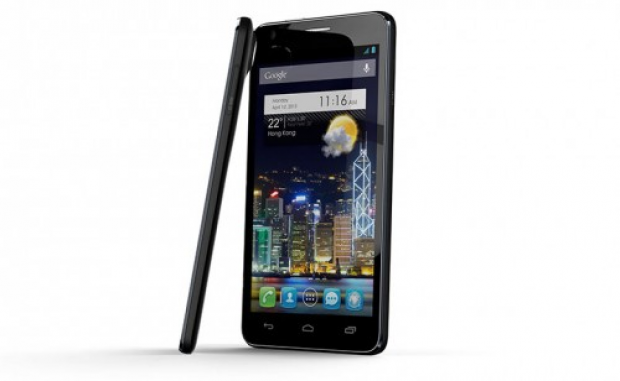 Alcatel unveiled its 2013 Android smartphone lineup