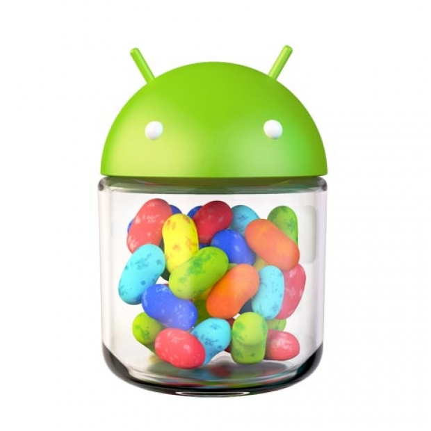 Jelly Bean has sweetened 10% of 'droids