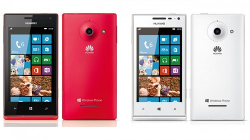 Huawei Ascend W1 officially announced
