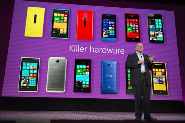 Windows Phone Already Selling One Million Devices a Week?